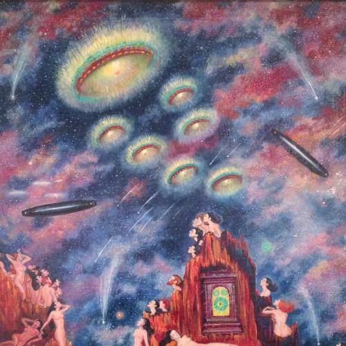 Barton- Flying Saucers