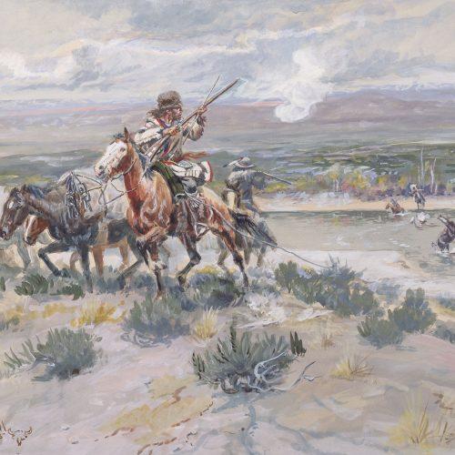 Russell - Bridger's Men